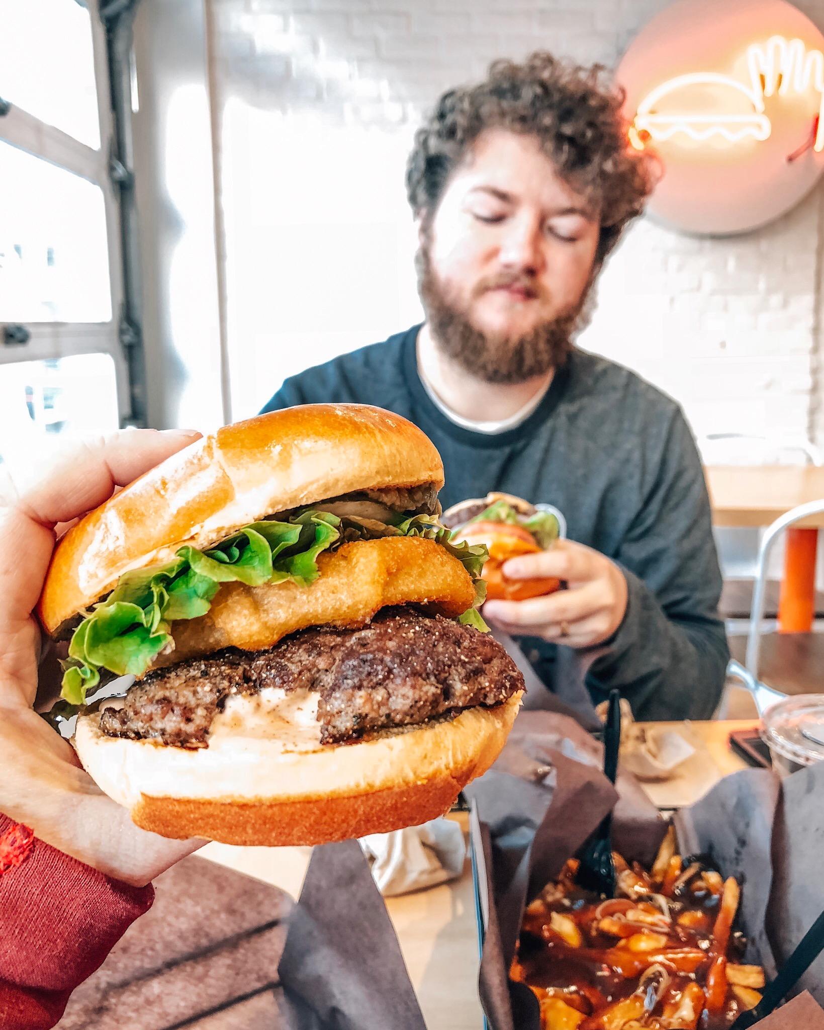 Burgers N Fries Forever Ottawa On Cali Burger