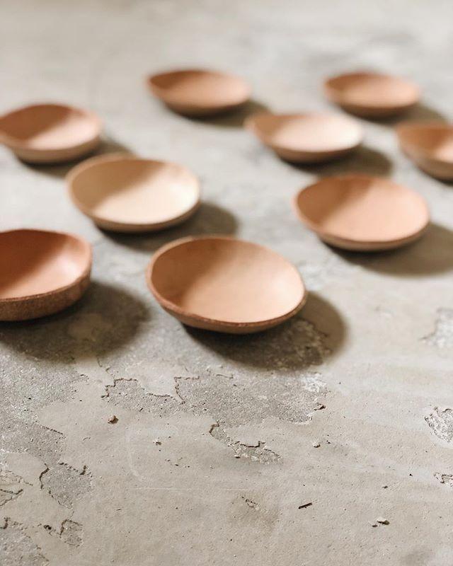 Ring dish prep for @makersarcade