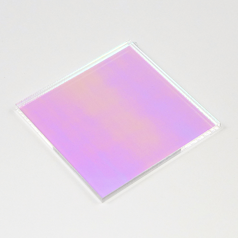 Holographic Acrylic (Translucent)