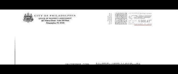 FLR Decision Letter Envelope