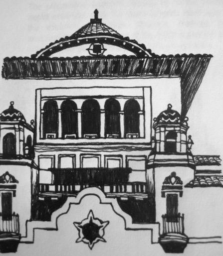 L.A. Architecture: Herald Examiner Building