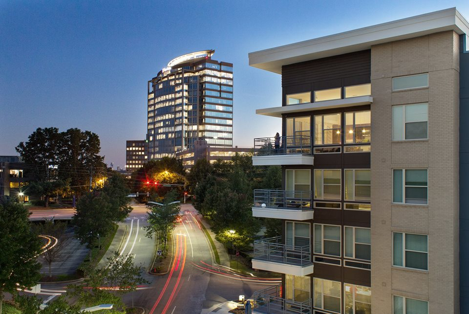 TWILIGHT APARTMENT BUILDING, SANDY SPRINGS, GA