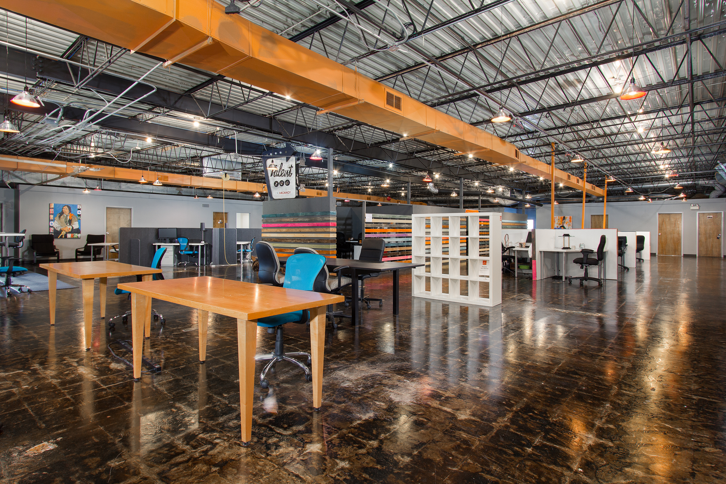 OPEN CONCEPT OFFICE, ATLANTA, GA