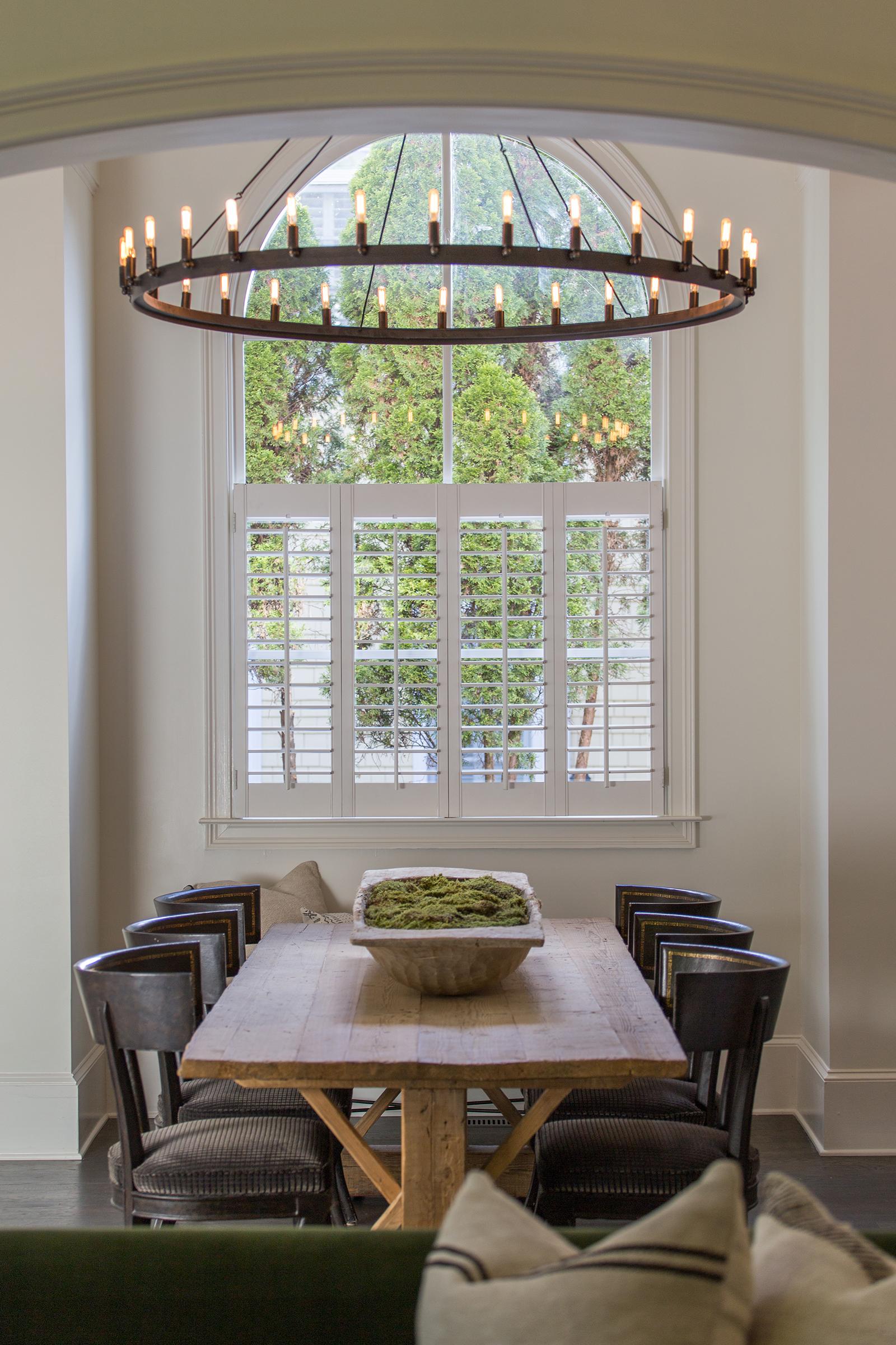 Shawn Millar Dining Room