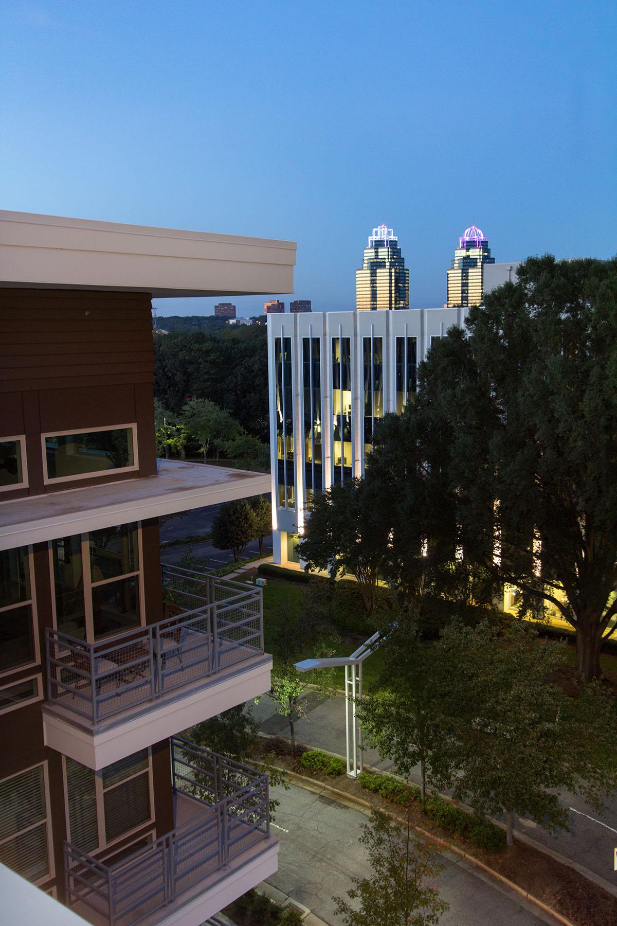 COMMERCIAL MULTIFAMILY TWILIGHT — Atlanta Real Estate