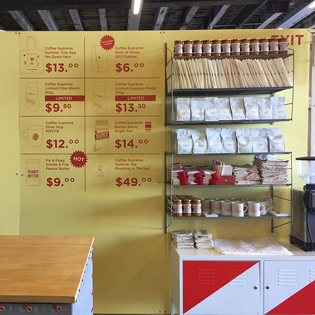 A big thanks to @thebigpicwgtn for printing and sending our Popped Culture walls up to Auckland.