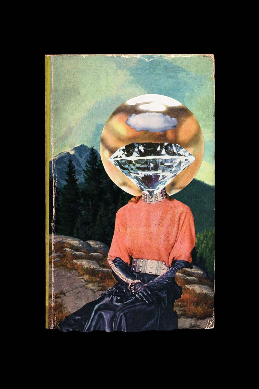 Diamond Head Cover [collage, 2015]