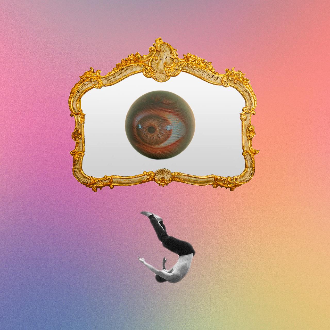 Digital Dream Realm [collage, 2016]