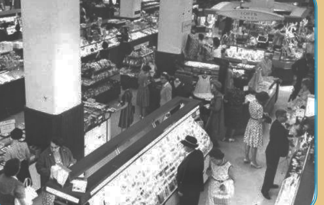 Cleveland Golden Age of Shopping Rocky River Historical Society