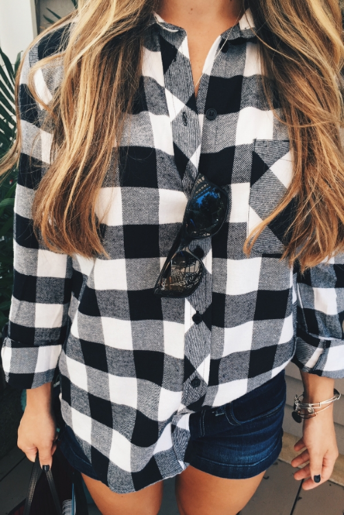 fall flannel