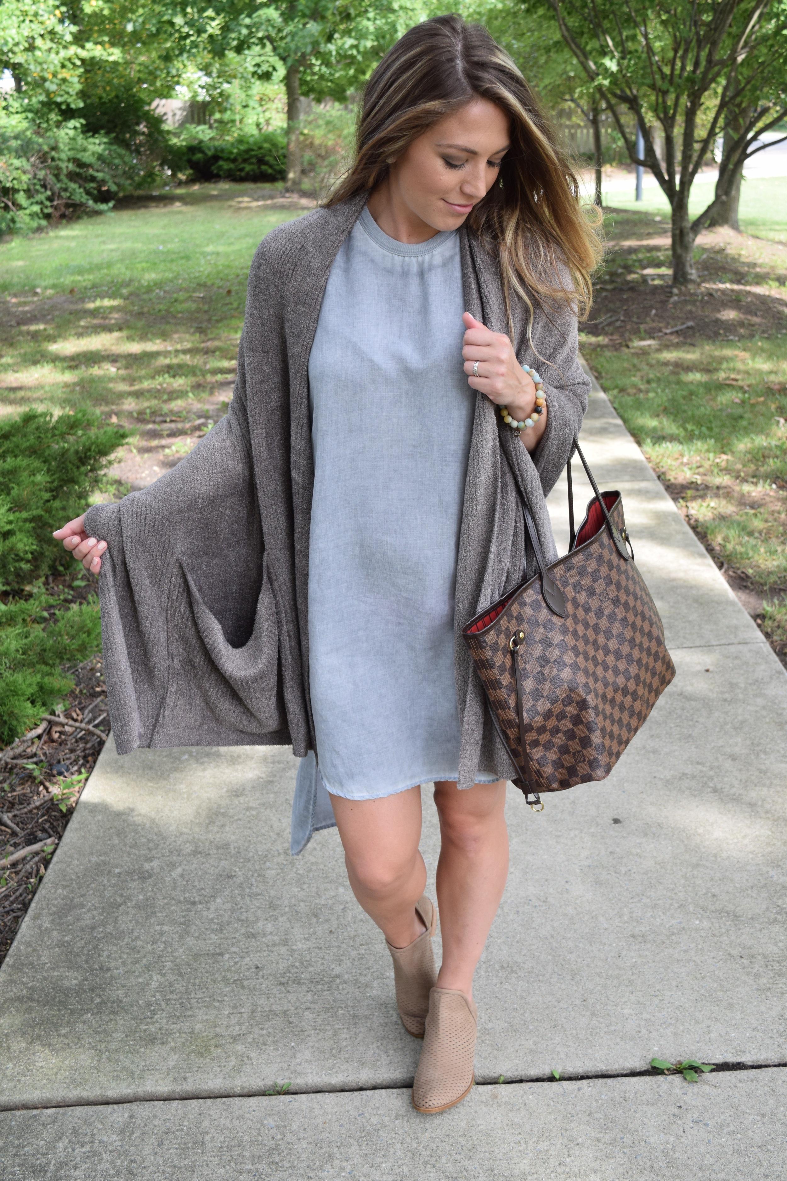 fall transition outfit | pinebarrenbeauty.com