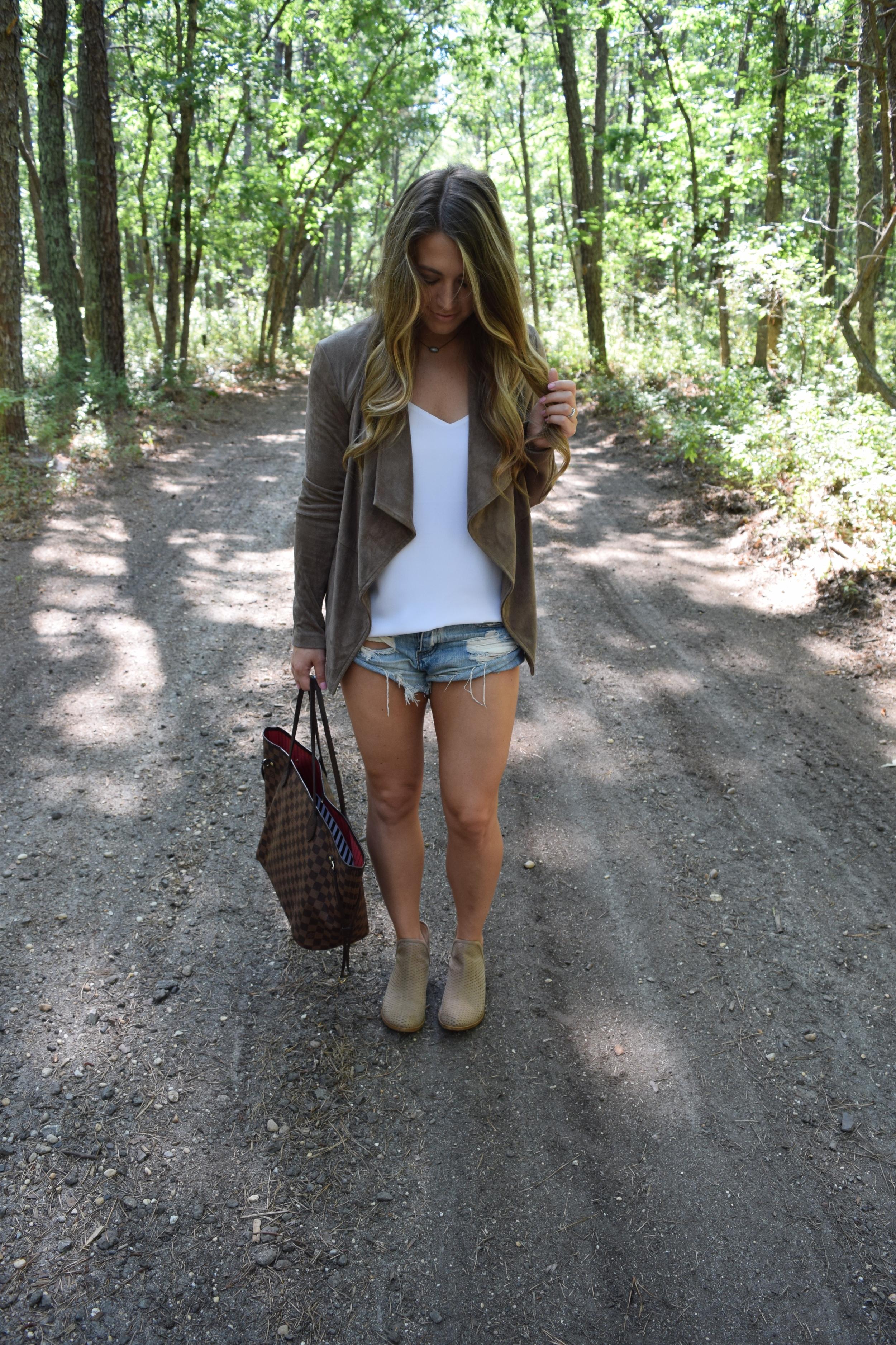 fall jacket // pinebarrenbeauty.com