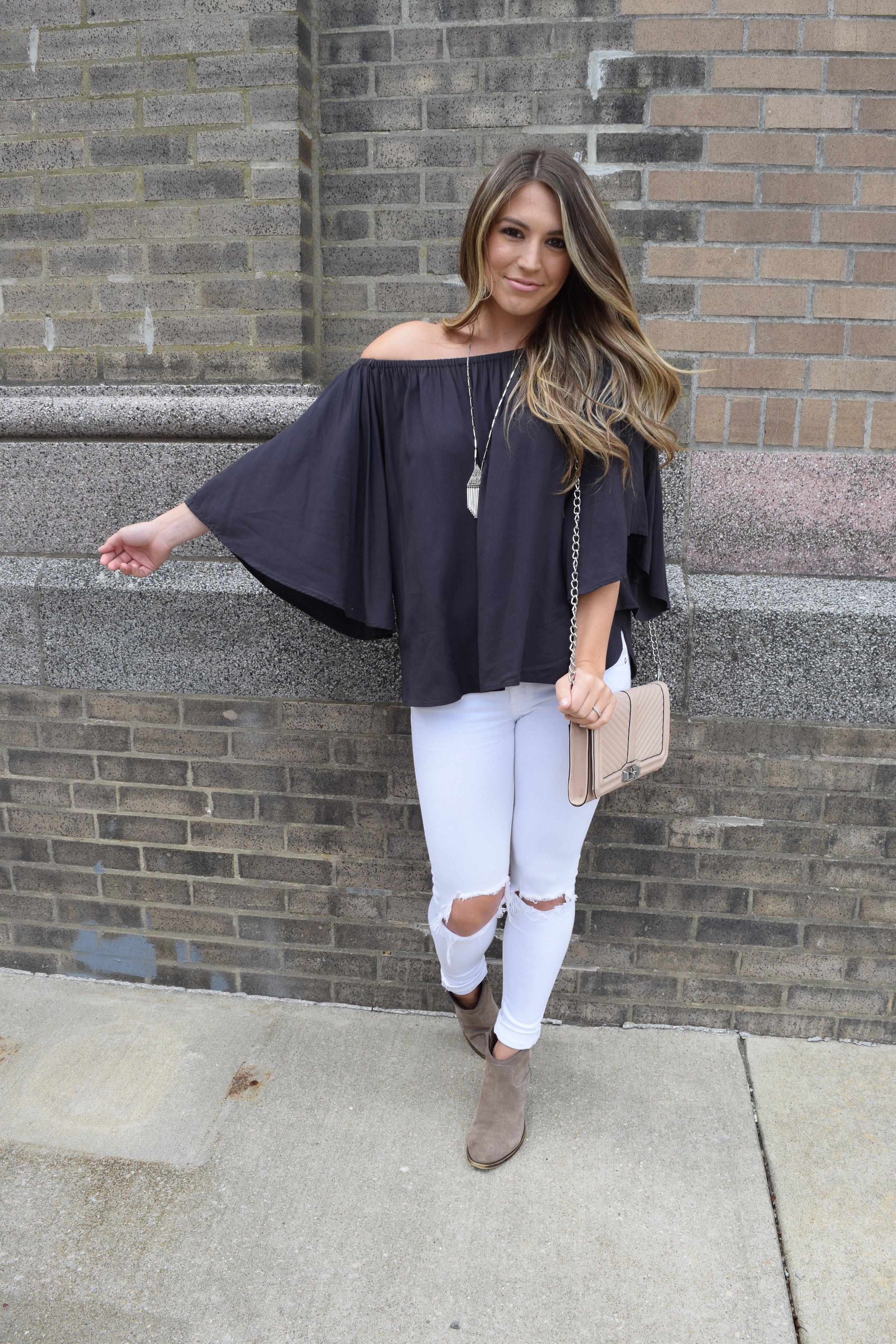 fall outfit idea // pinebarrenbeauty.com