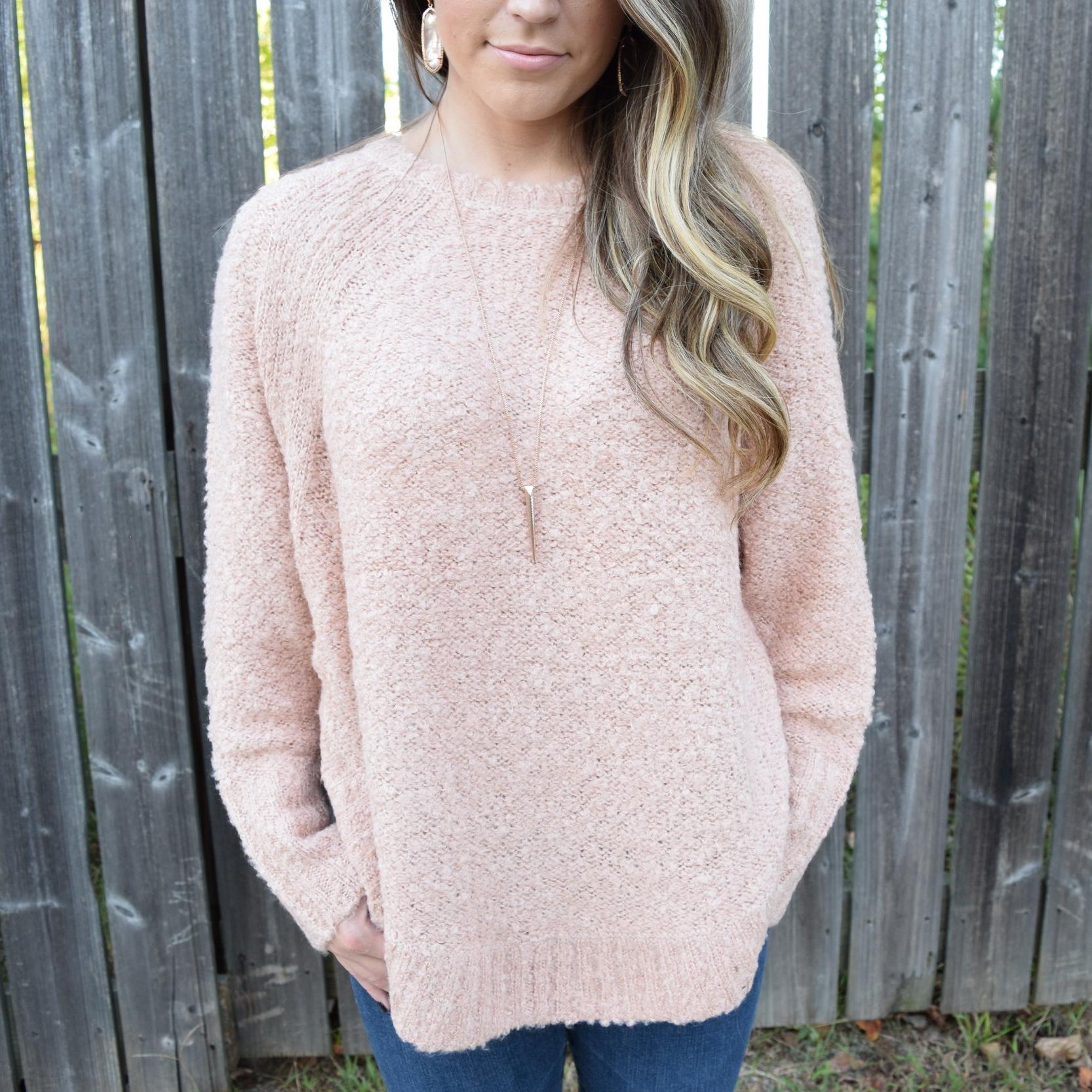 blush poncho // fall style // pinebarrenbeauty.com