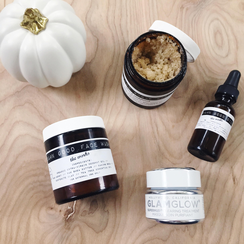 fall skincare routine // pinebarrenbeauty.com