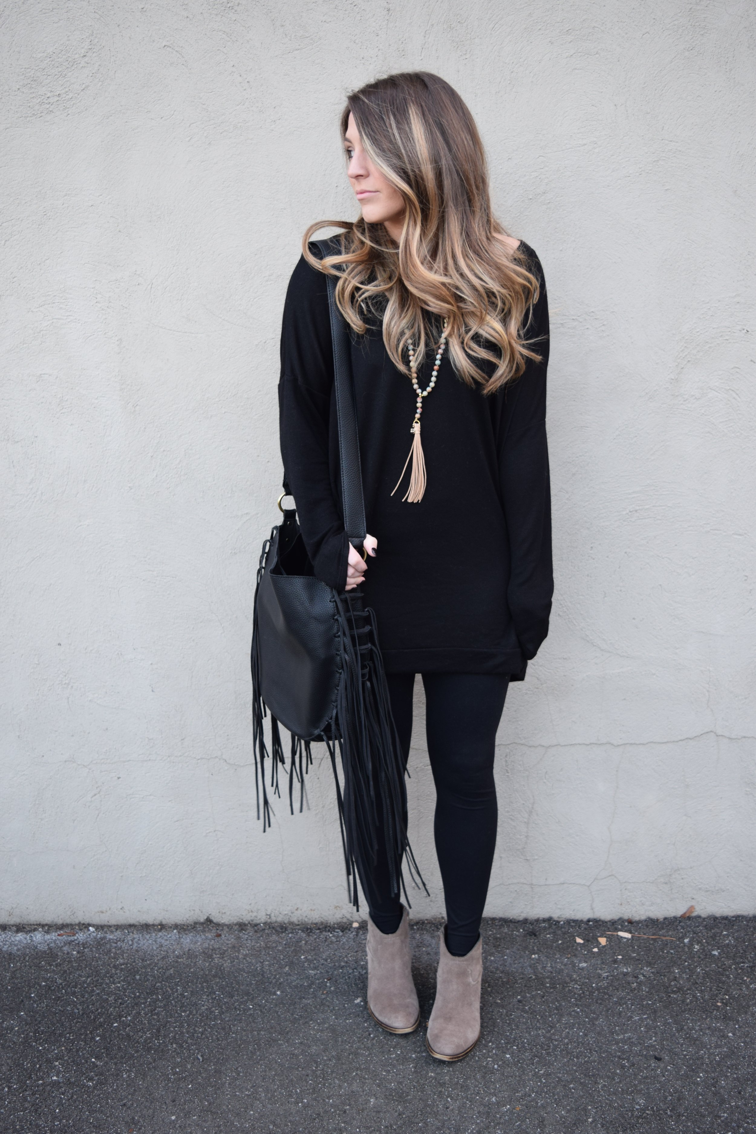 winter outfit inspo // pinebarrenbeauty.com