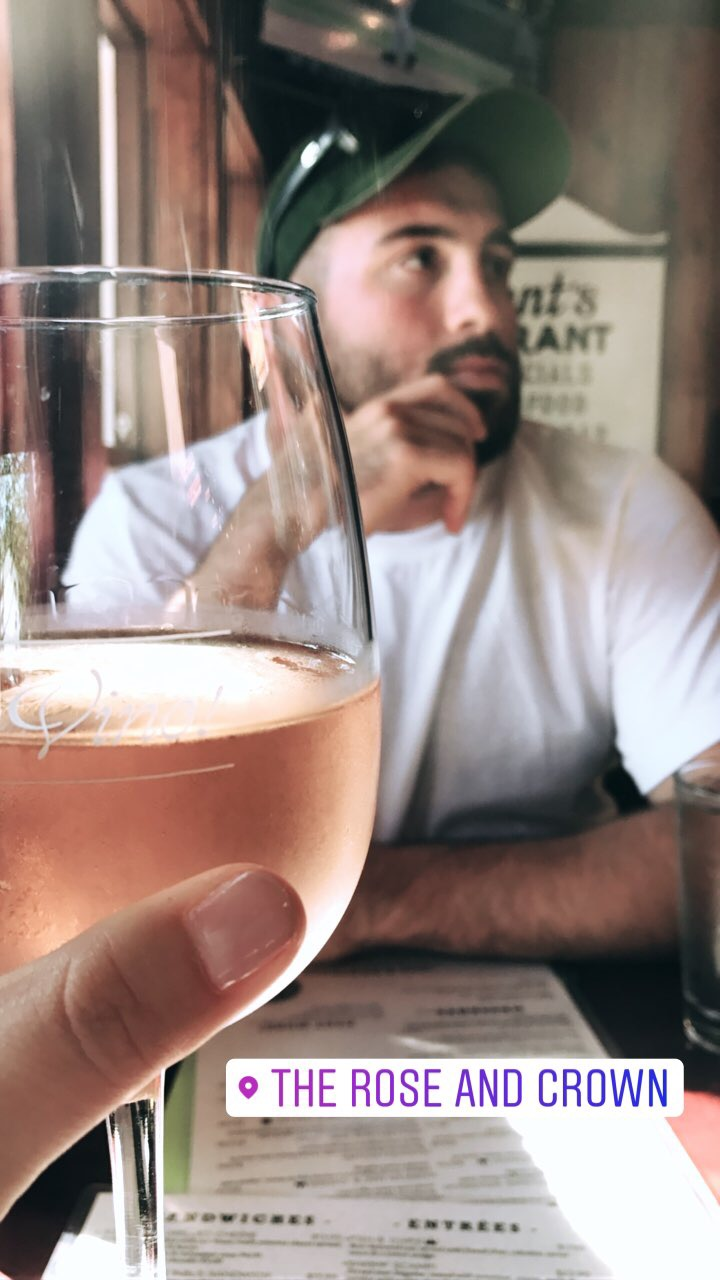 rose and crown / nantucket travel diary