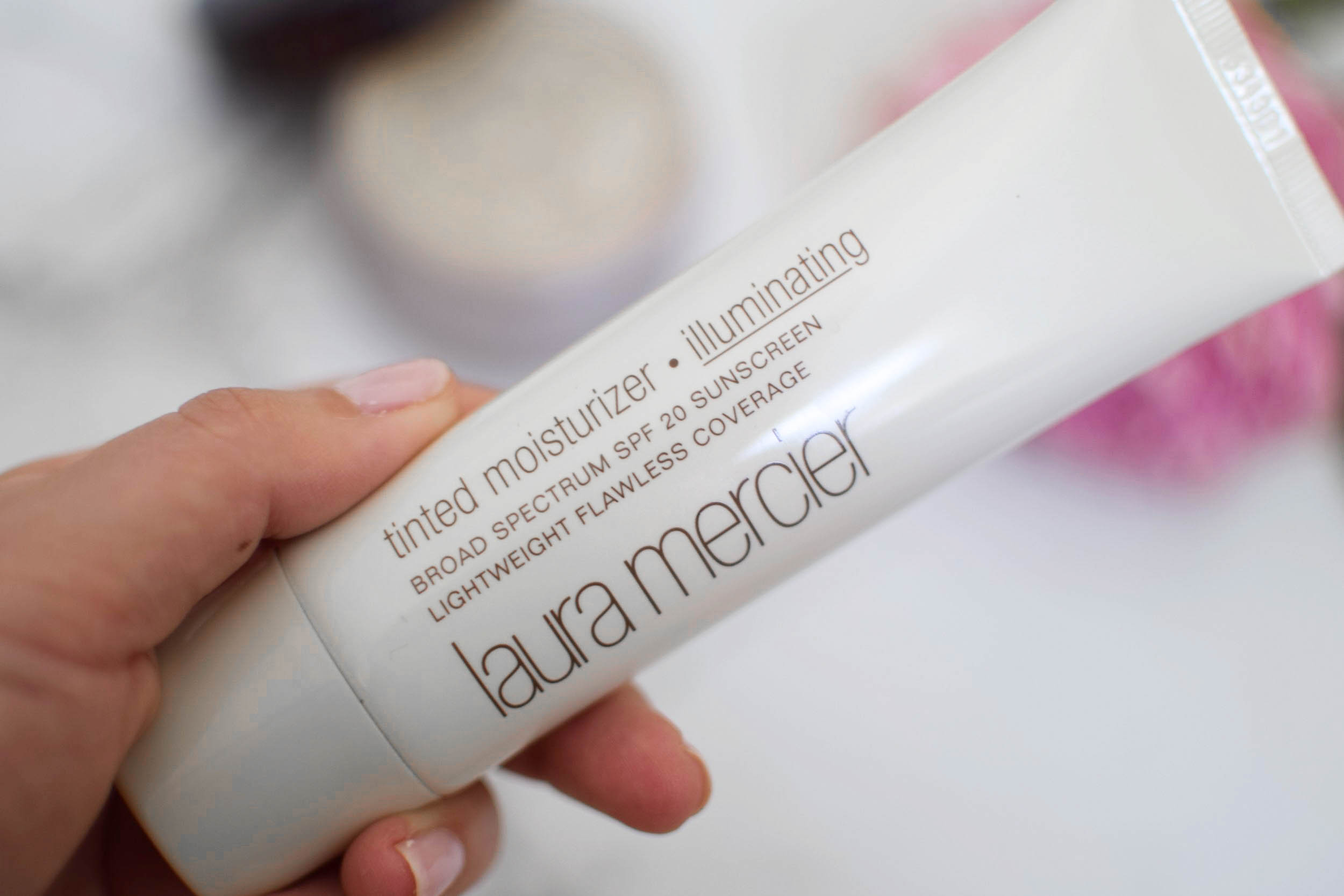 laura mercier tinted moisturizer review / beauty talk / beauty review
