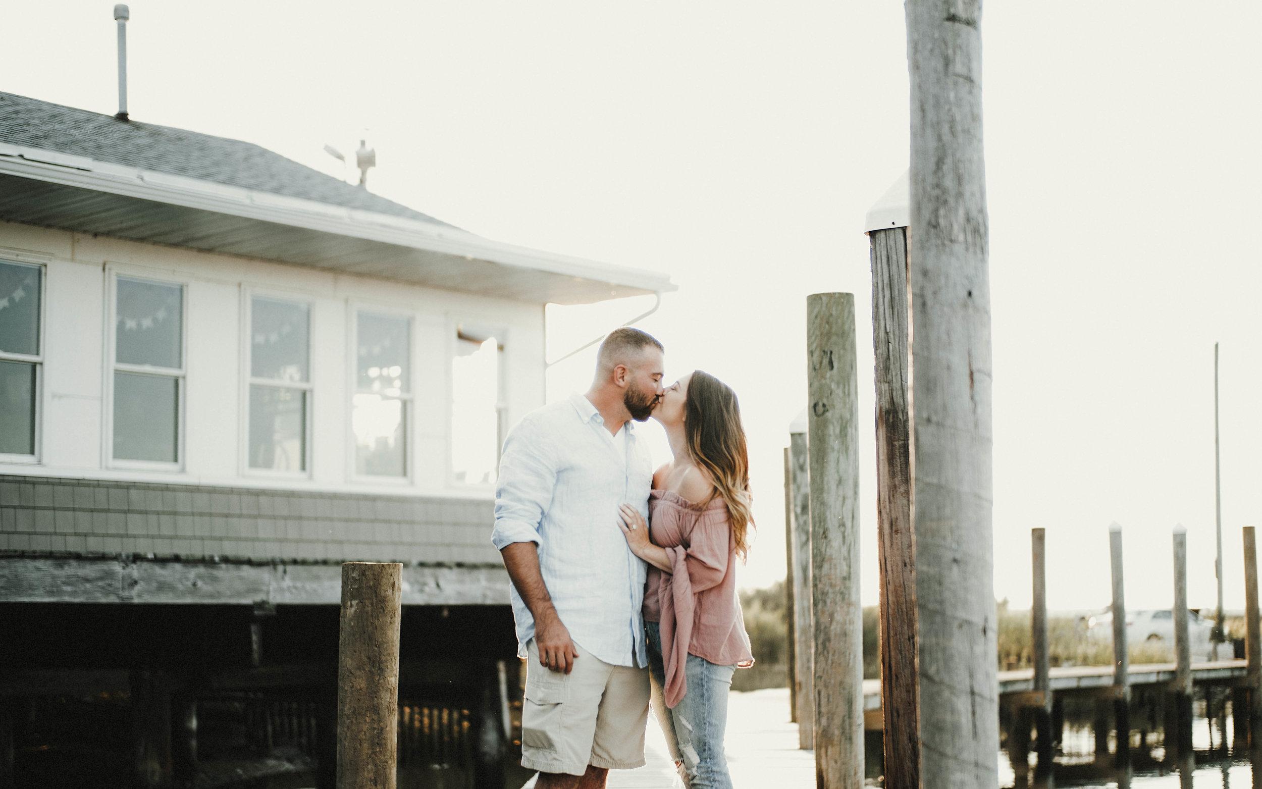 proposal photos / engagement photos / I said yes