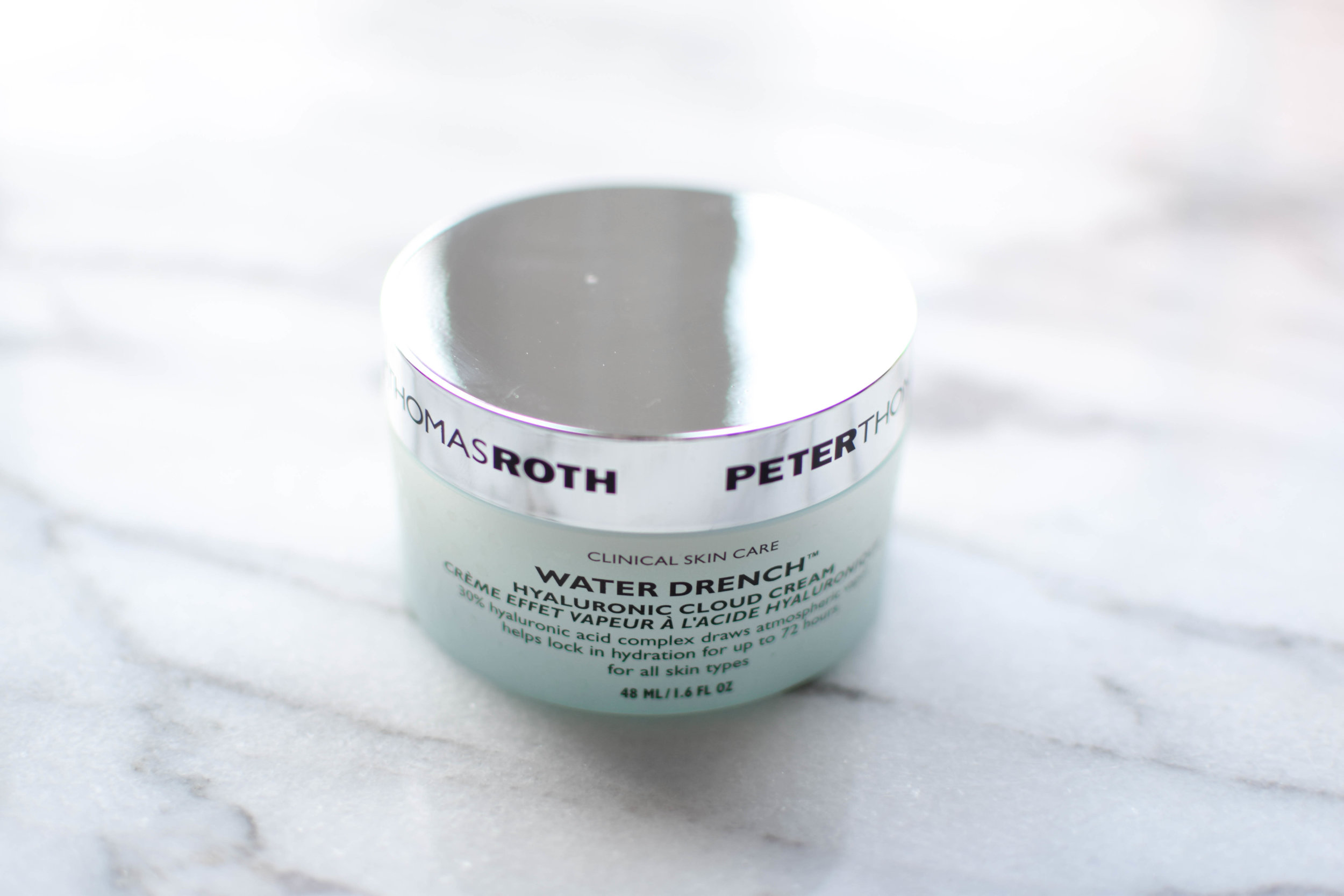 Sephora VIB Sale Buys: The Review | Pine Barren Beauty | Peter Thomas Roth Water Drench Hyaluronic Cloud Cream Review, Peter Thomas Roth Review, skincare review, skincare must have, must have moisturizer
