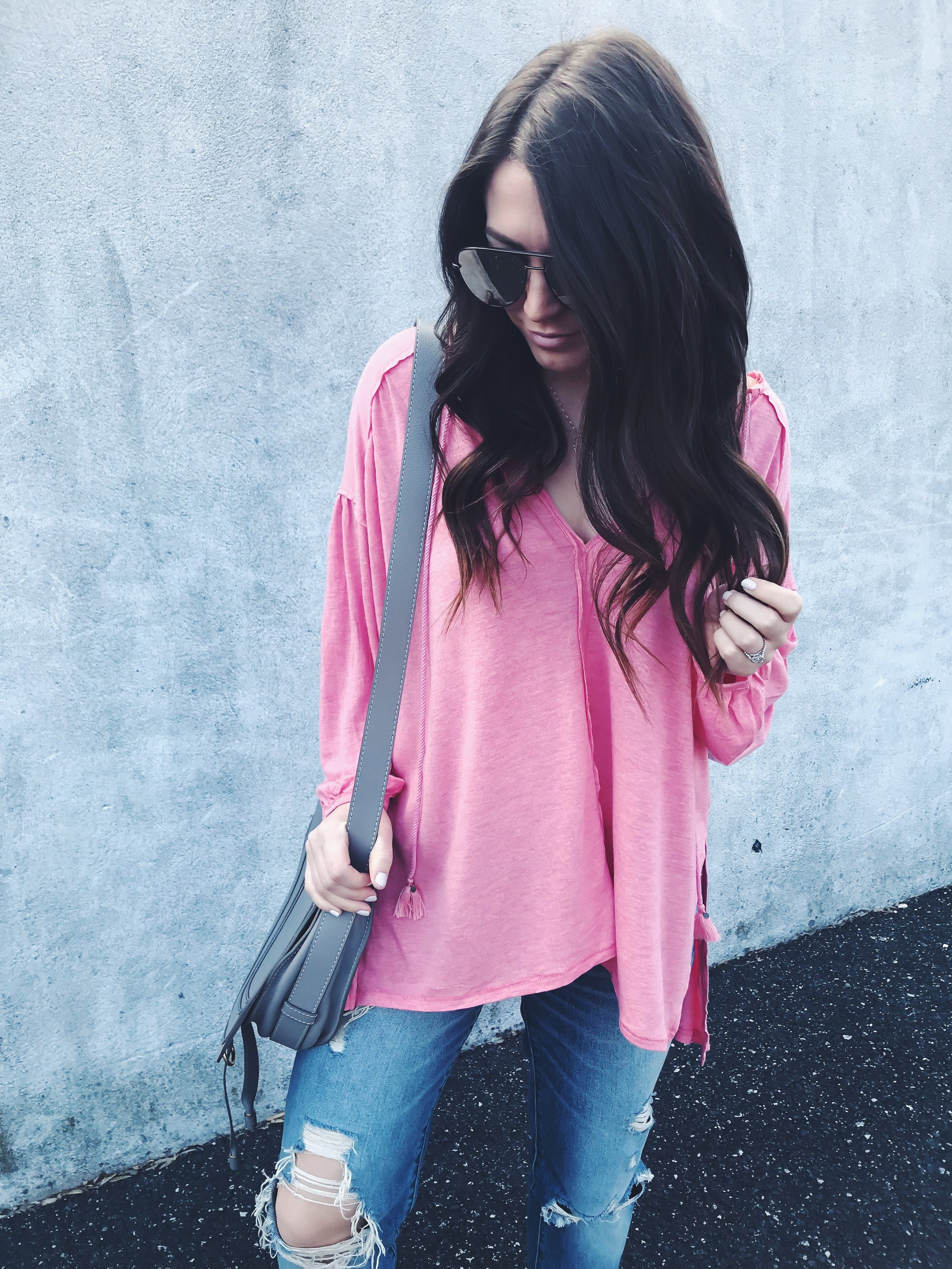 Instagram Round Up + Current Sales | Pine Barren Beauty | outfit of the day, outfit details, spring outfit, free people