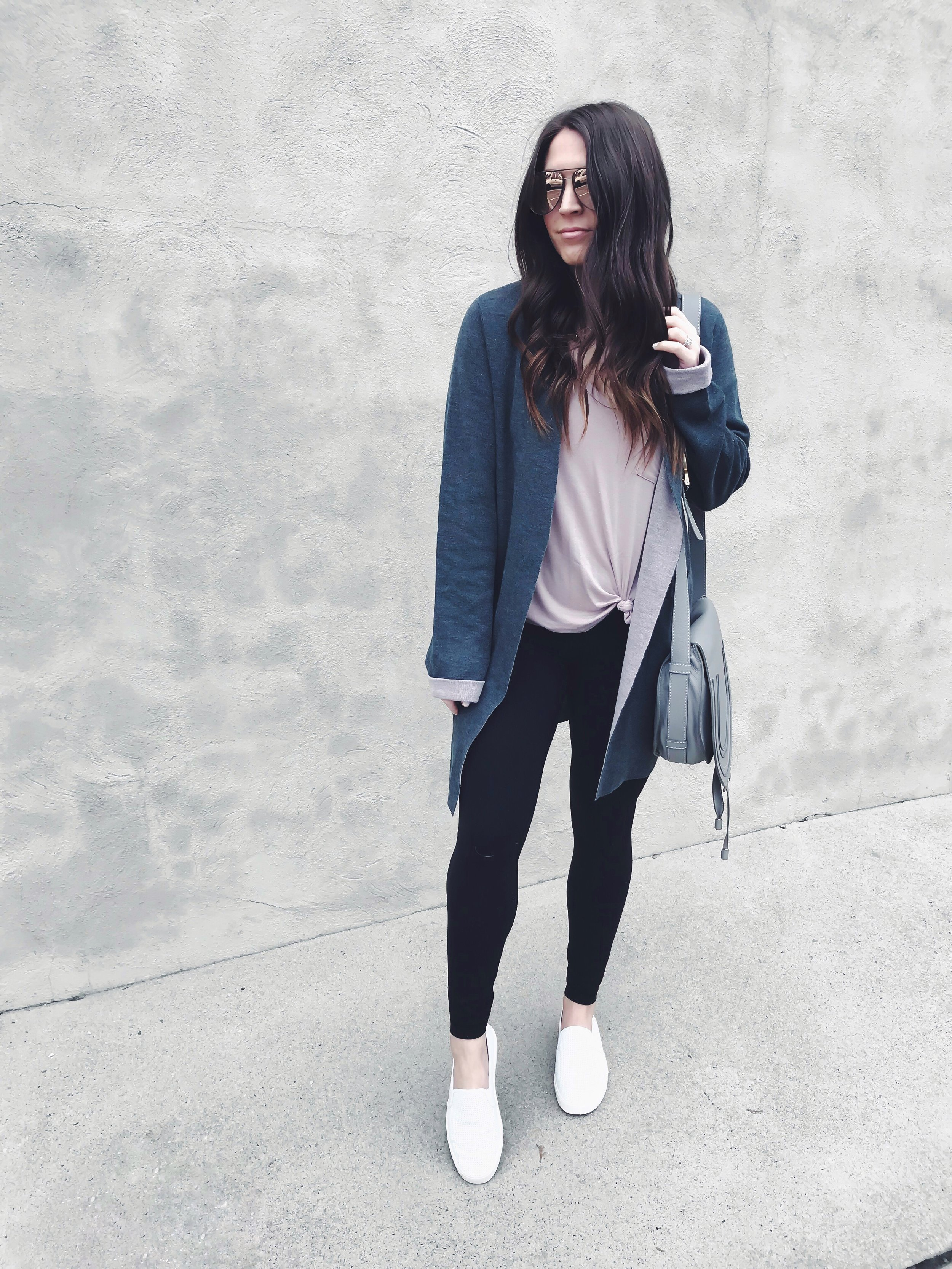 Instagram Round Up + Current Sales | Pine Barren Beauty | outfit of the day, outfit details, spring outfit, gentle fawn cardigan, Lulu lemon leggnis, Vince slip ons