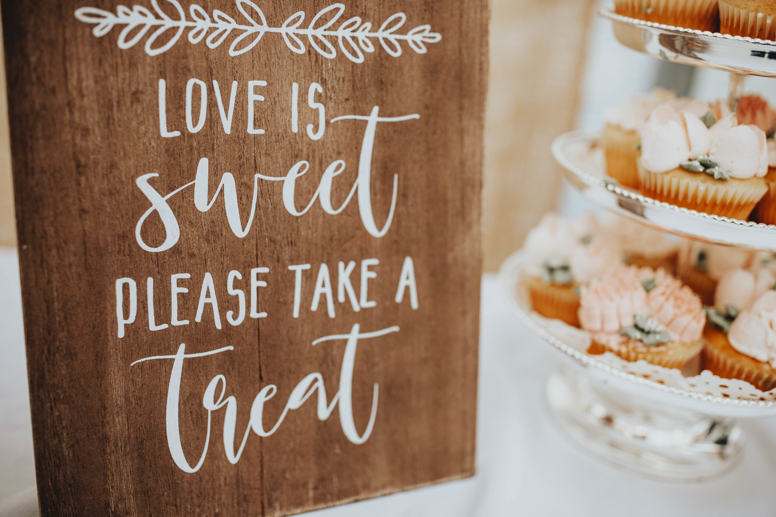 Bridal Shower Recap | Pine Barren Beauty | boho bridal shower, whimsical bridal shower,  boho bridal shower details, pink glazed donuts, bridal shower dessert table ideas, love is sweet please take a treat sign