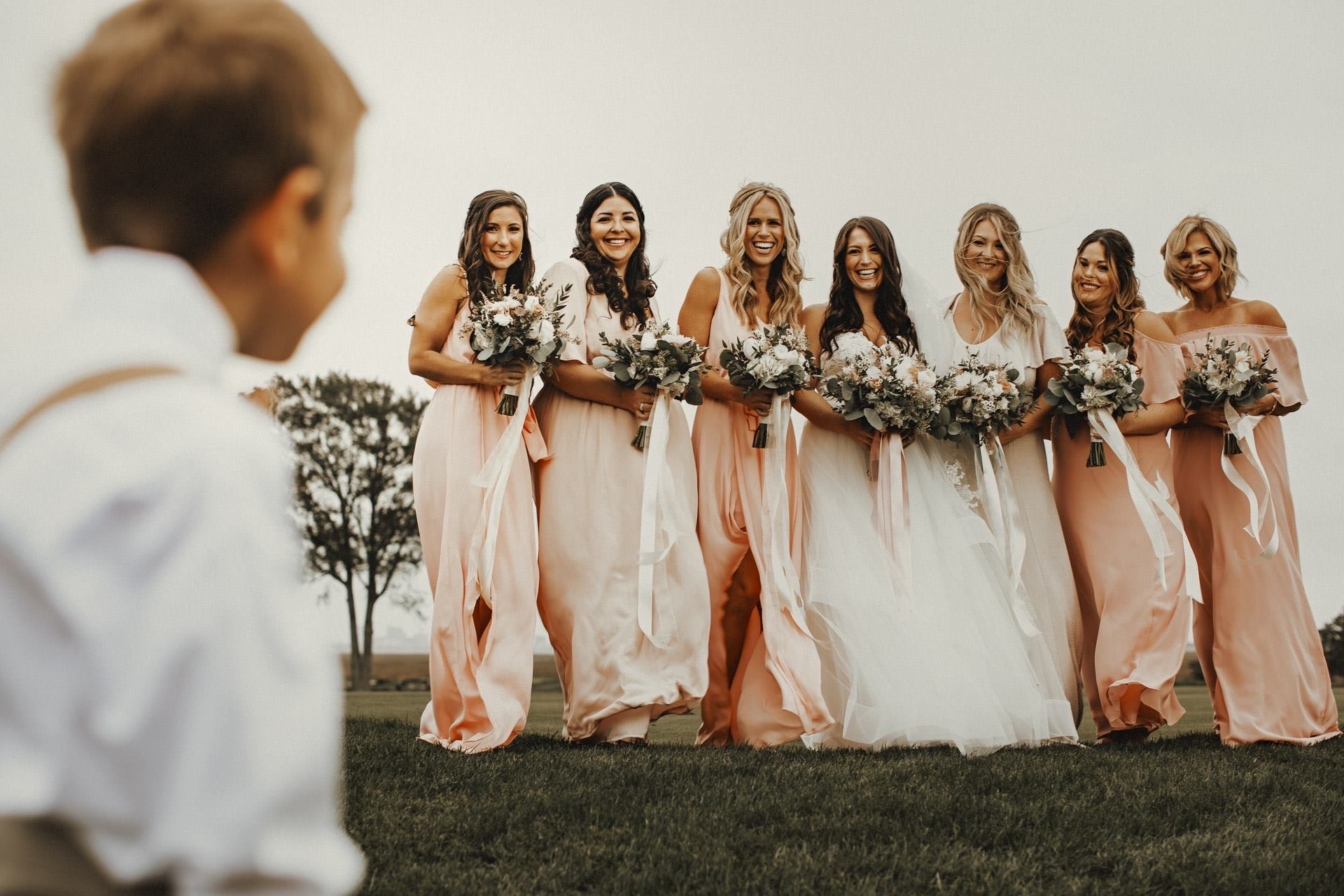 All of our Wedding Vendors: Reviewed | Pine Barren Beauty | wedding photos, wedding photography, wedding photography ideas, bridal party photos, bridal party color scheme, show me your mumu bridal party dresses, wedding flower bouquets, pocket full of posies