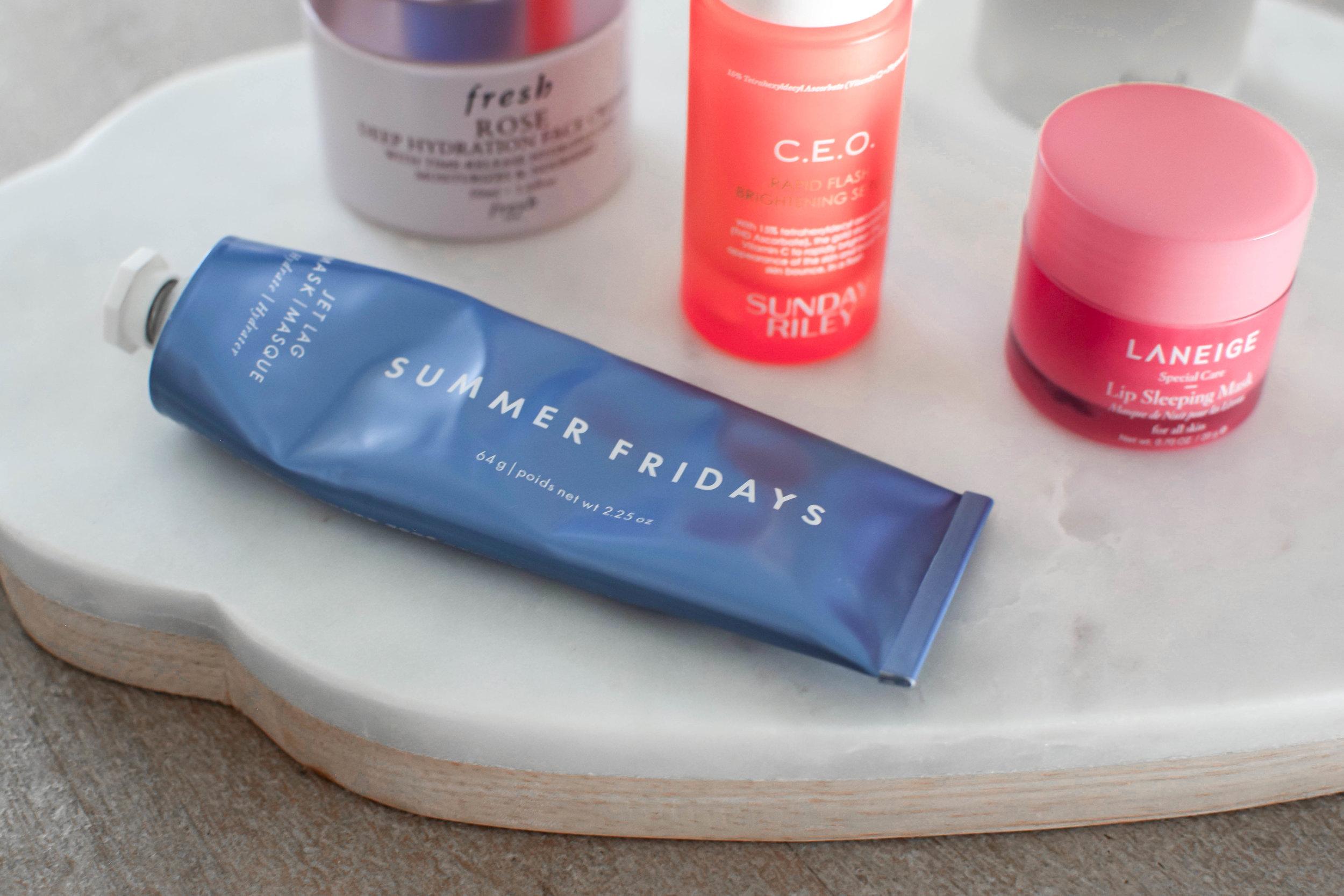 Winter Skincare Routine | Pine Barren Beauty