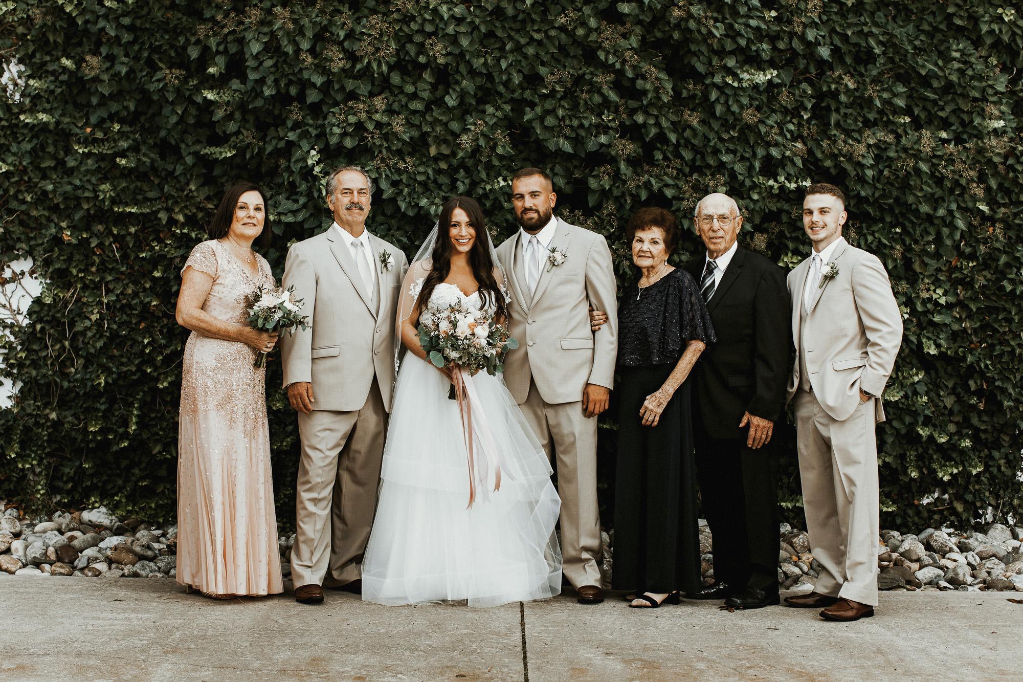 Our Wedding Photos | Pine Barren Beauty