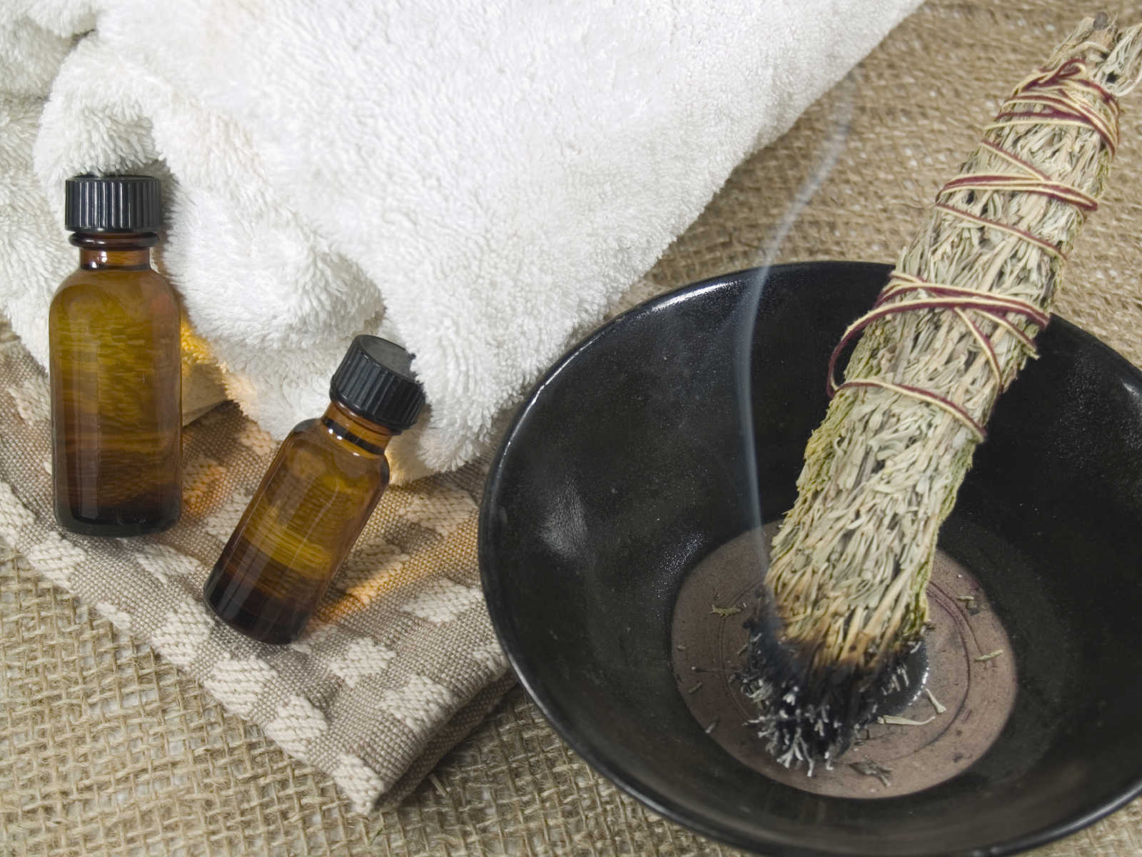 Regular smudging helps rejuvenate your body, your surroundings, and even your possessions.