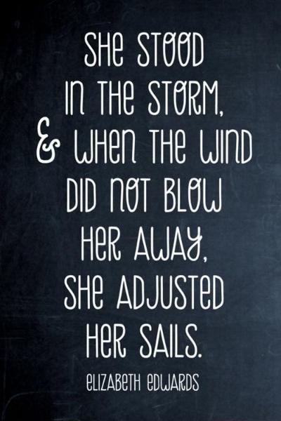 Belinda's favorite quote!