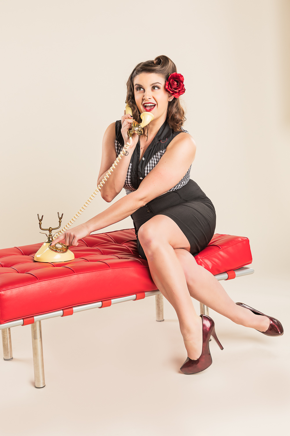 Pinup Photography Party