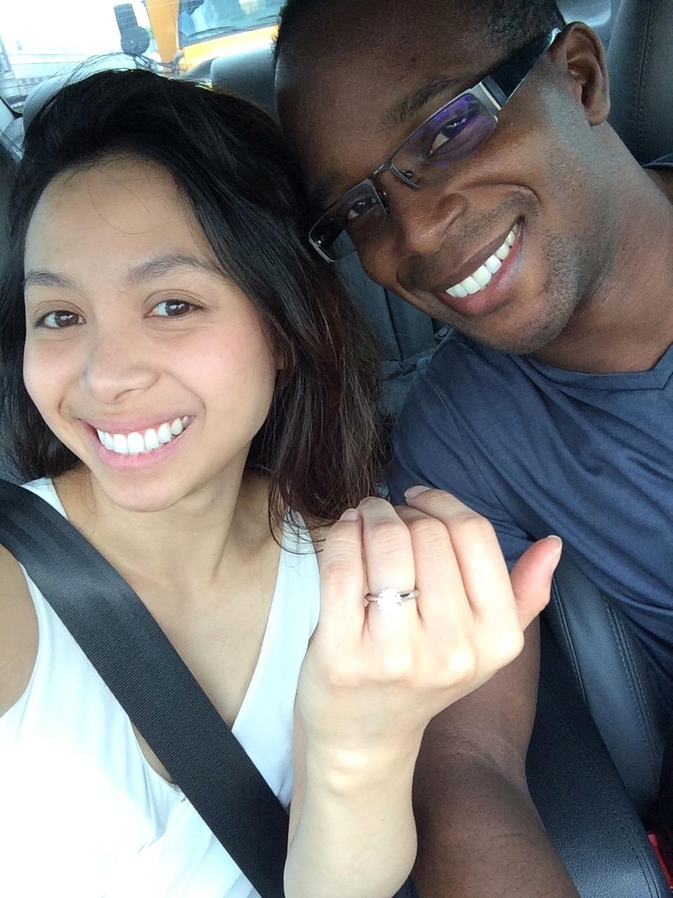 Engaged!