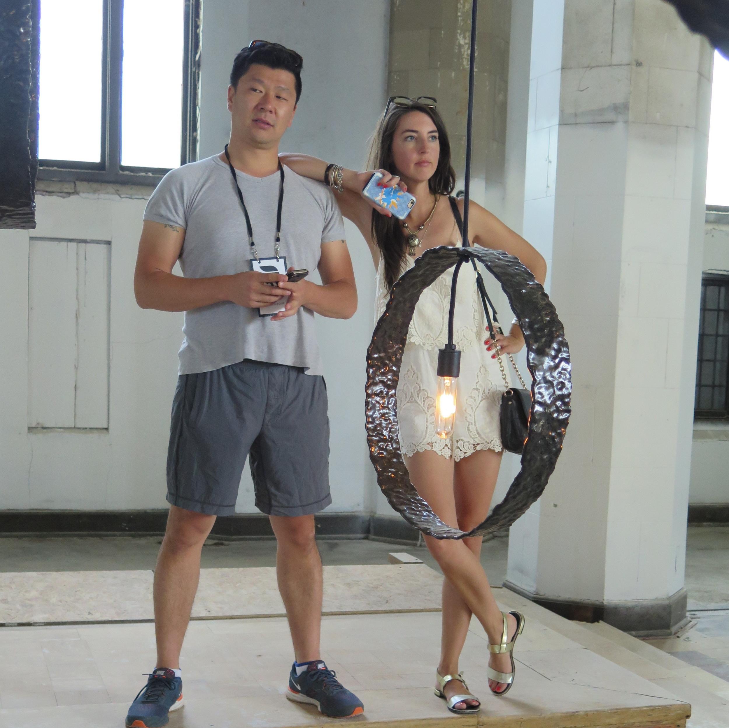 Dorjee Sun & Ashley Tyson