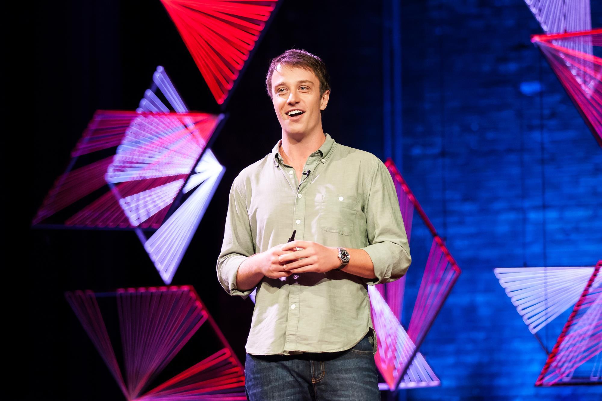 Dan at TedxFargo