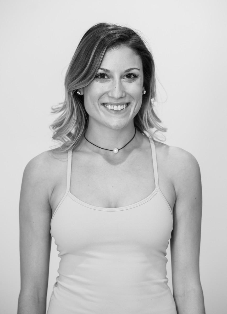 Erika at Fusion Yoga Fort Wayne