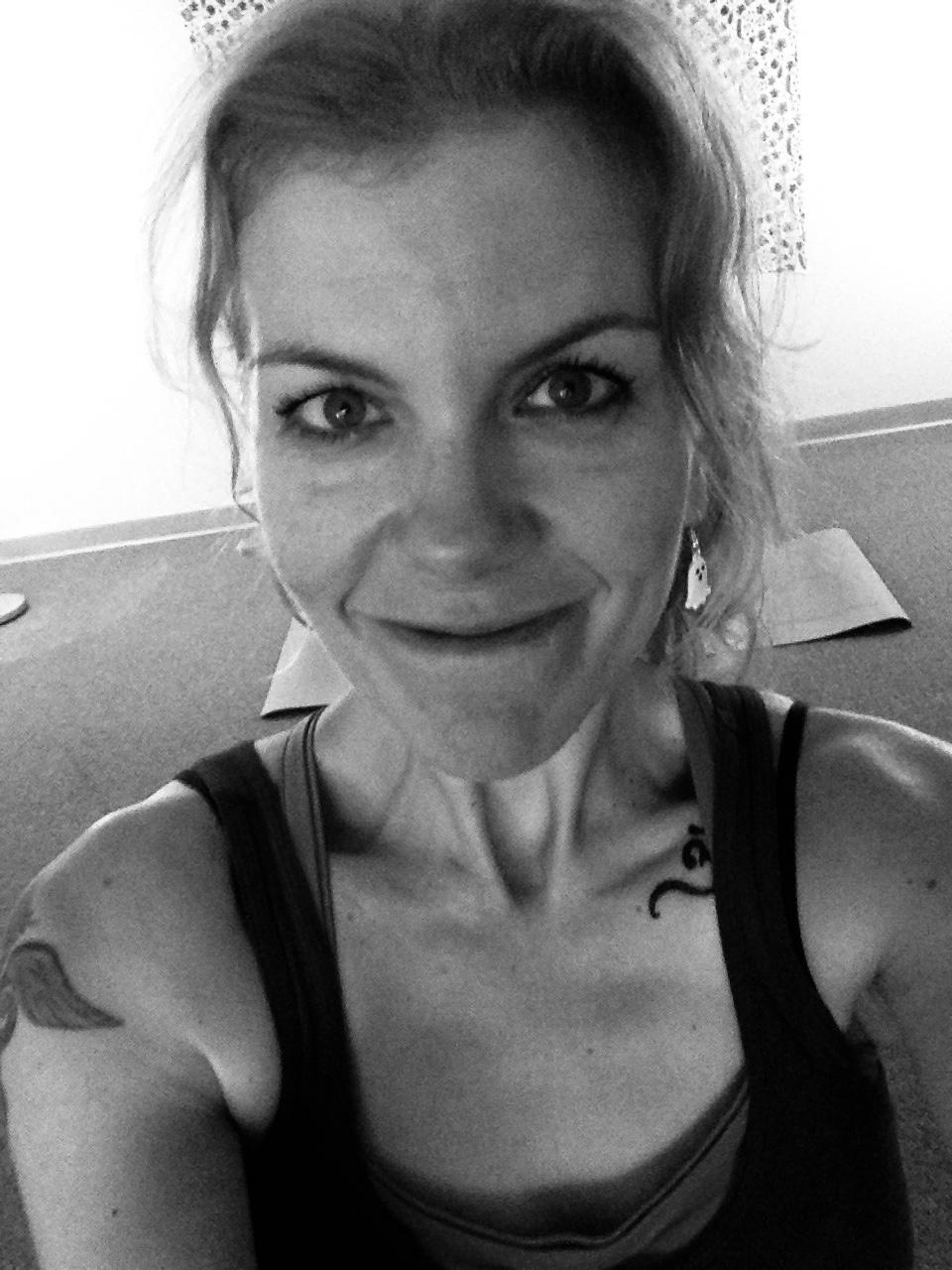 Laura at Fusion Yoga Fort Wayne