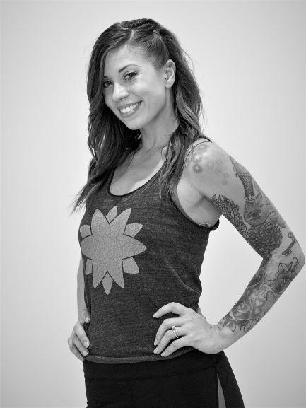 Celeste at Fusion Yoga Fort Wayne