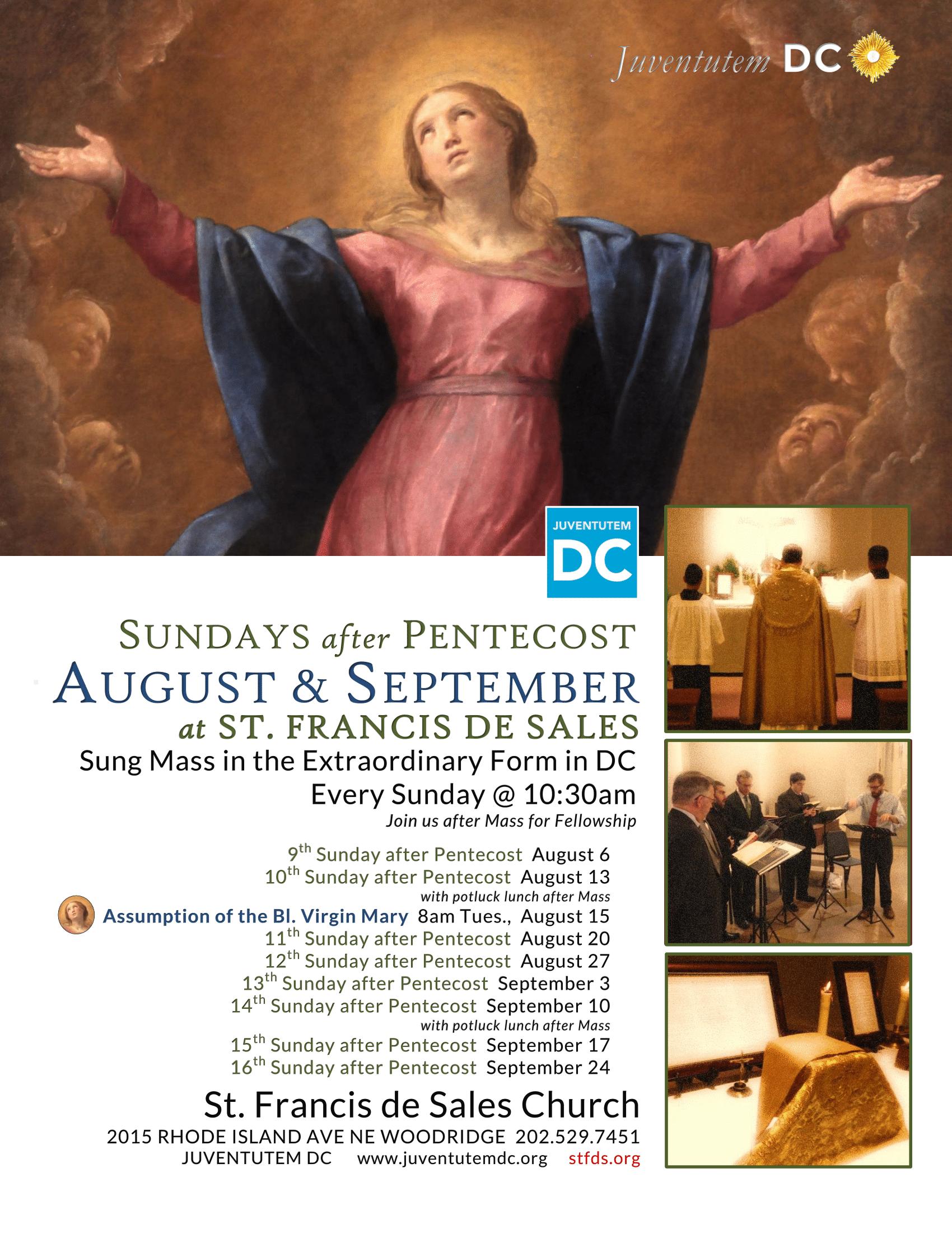 St Francis de Sales Sundays Aug-Sept 2017-1.png
