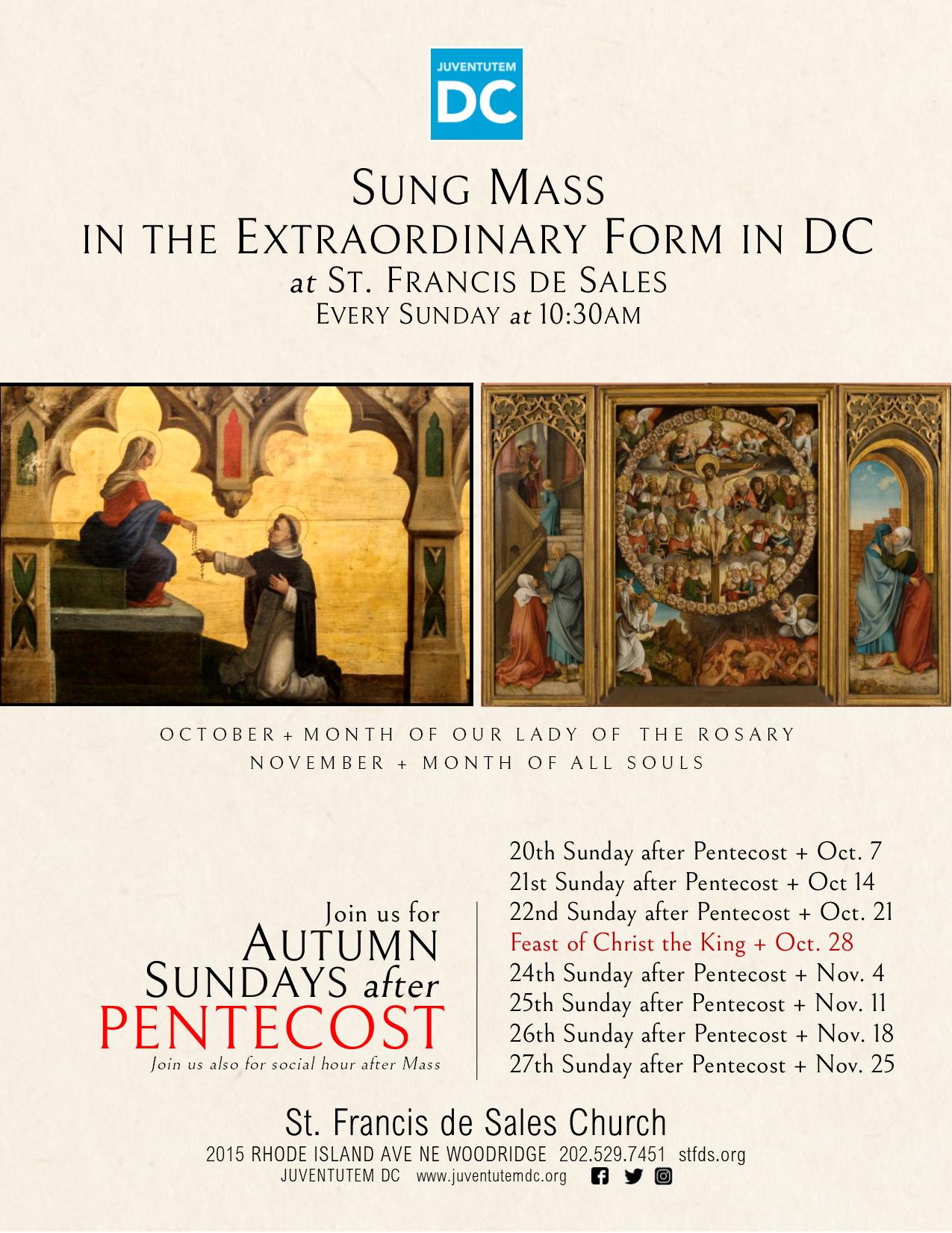 2018 09 Autumn Sundays after Pentecost v2 London.png