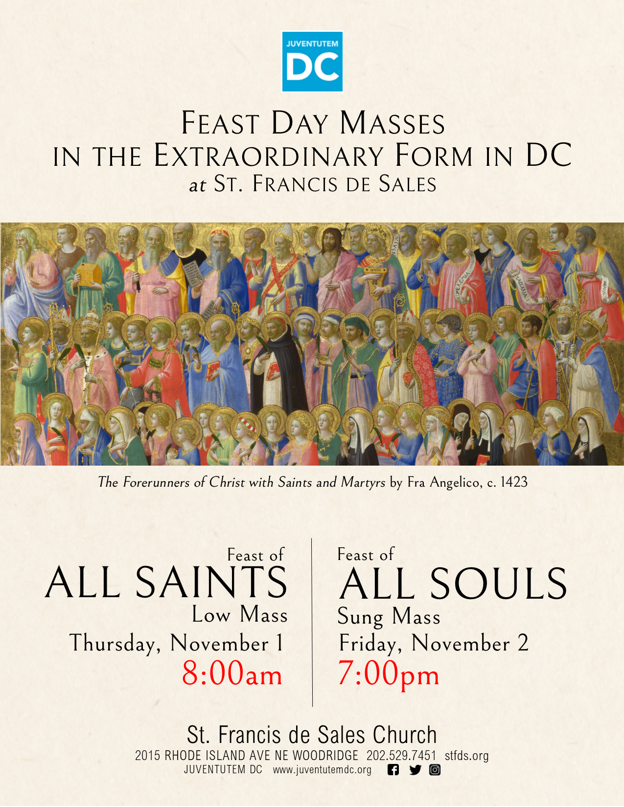 2018 11 01-02 All Saints and All Souls Masses.png