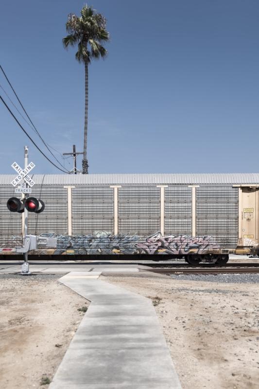 Graffiti Freight