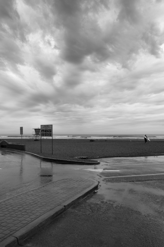 Rain Surfer