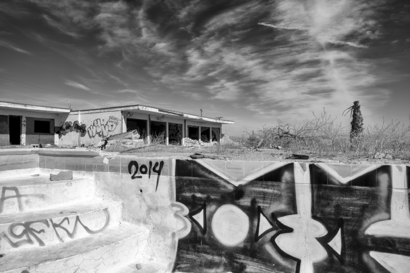 Graffiti Pool