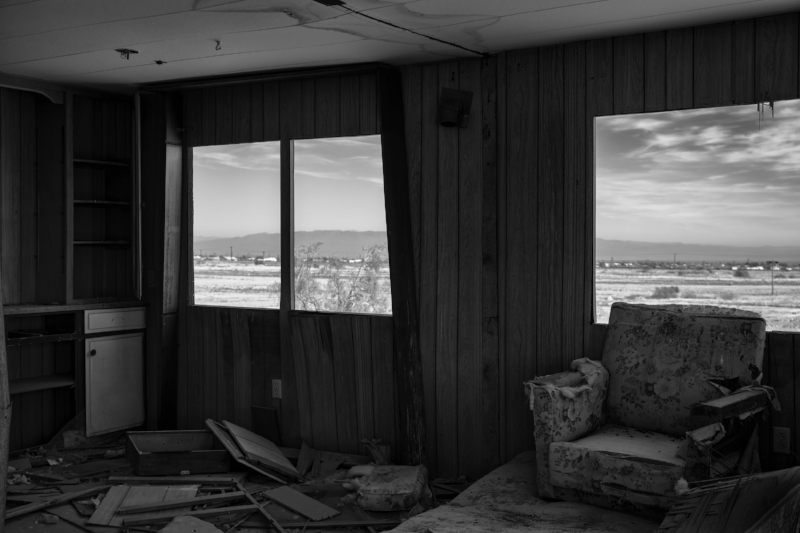 Salton City Living Room