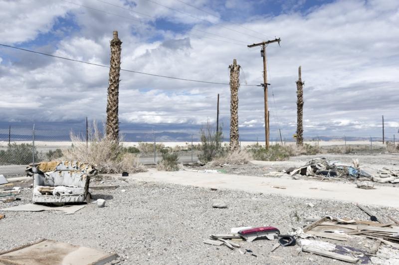 Palms Motel Remnants