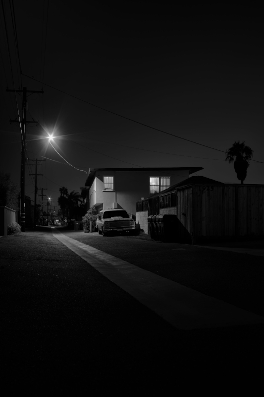 Nocturnal Emissions: Pacific Terrace 8:48PM