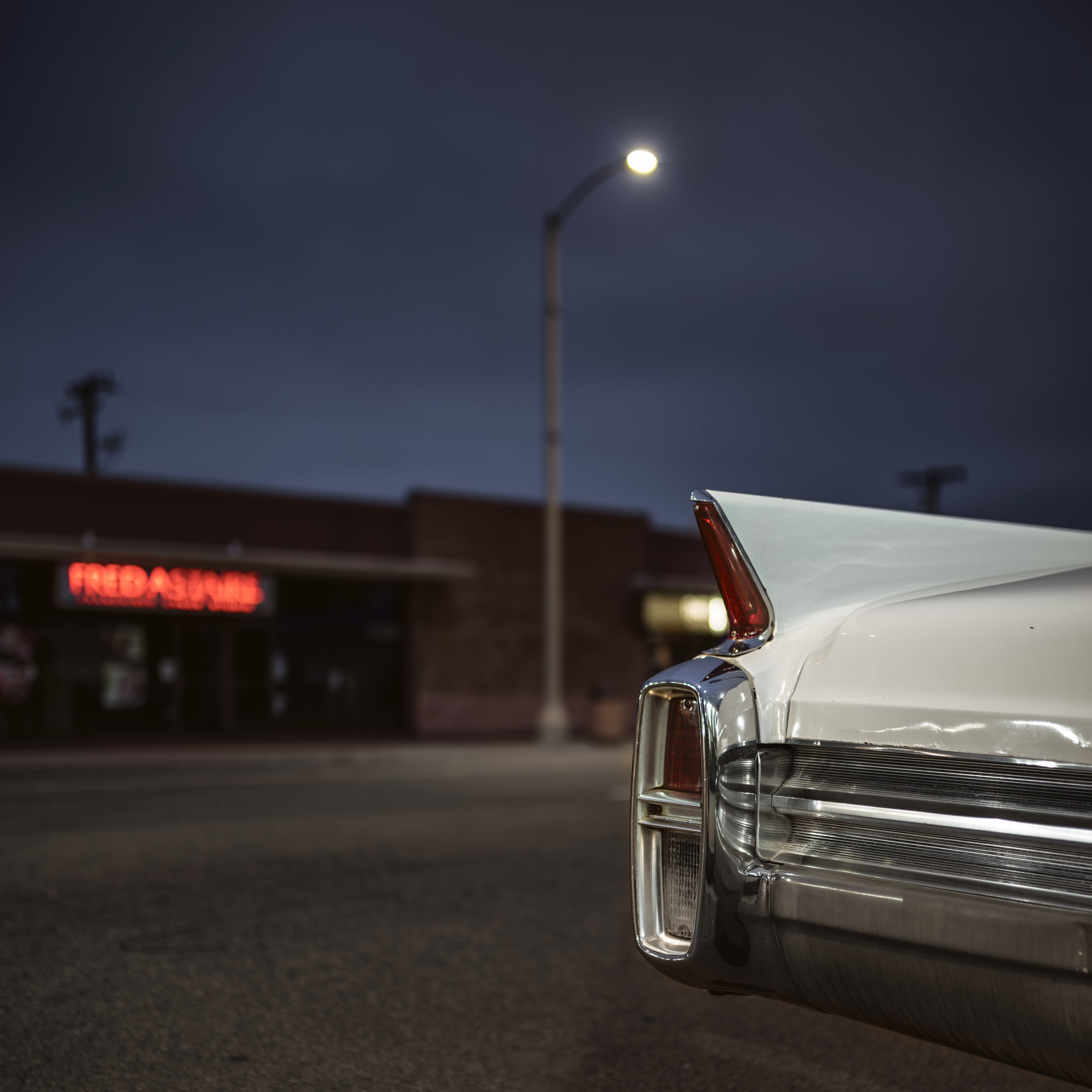 Nocturnal Emissions: Cadillac