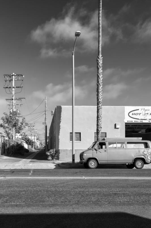 Pop's Hot Rod Garage